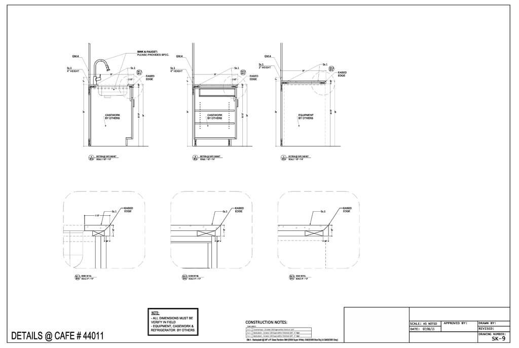 Shop Drawings Services Nyc Stone Amp Tile Hvac Air